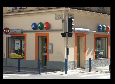 assurance auto à Nice avec MMA