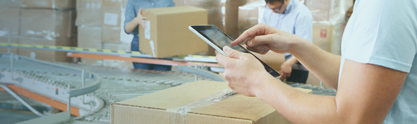 Acteos et son logiciel de warehouse management (ou gestion d'entrepôt)