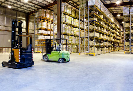 Acteos propose une solution globale en matière de logistique (approvisionnement mais aussi transport, entre autres)